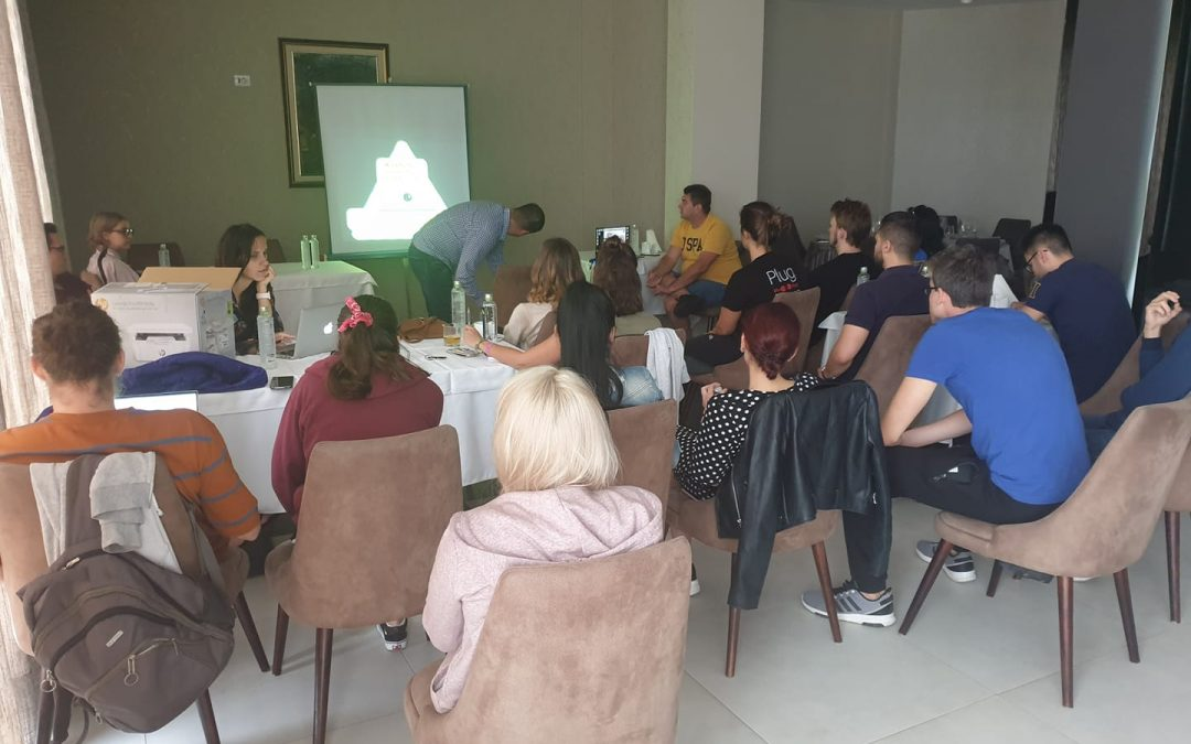 Mobility of Youth Workers: Corruption in Private sector 21st – 26th September 2019 Niš, Serbia